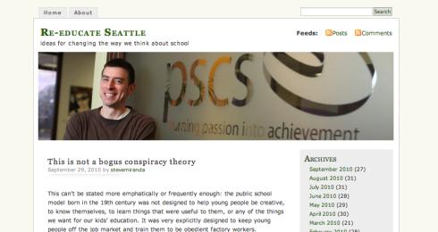 Re-Educate Seattle