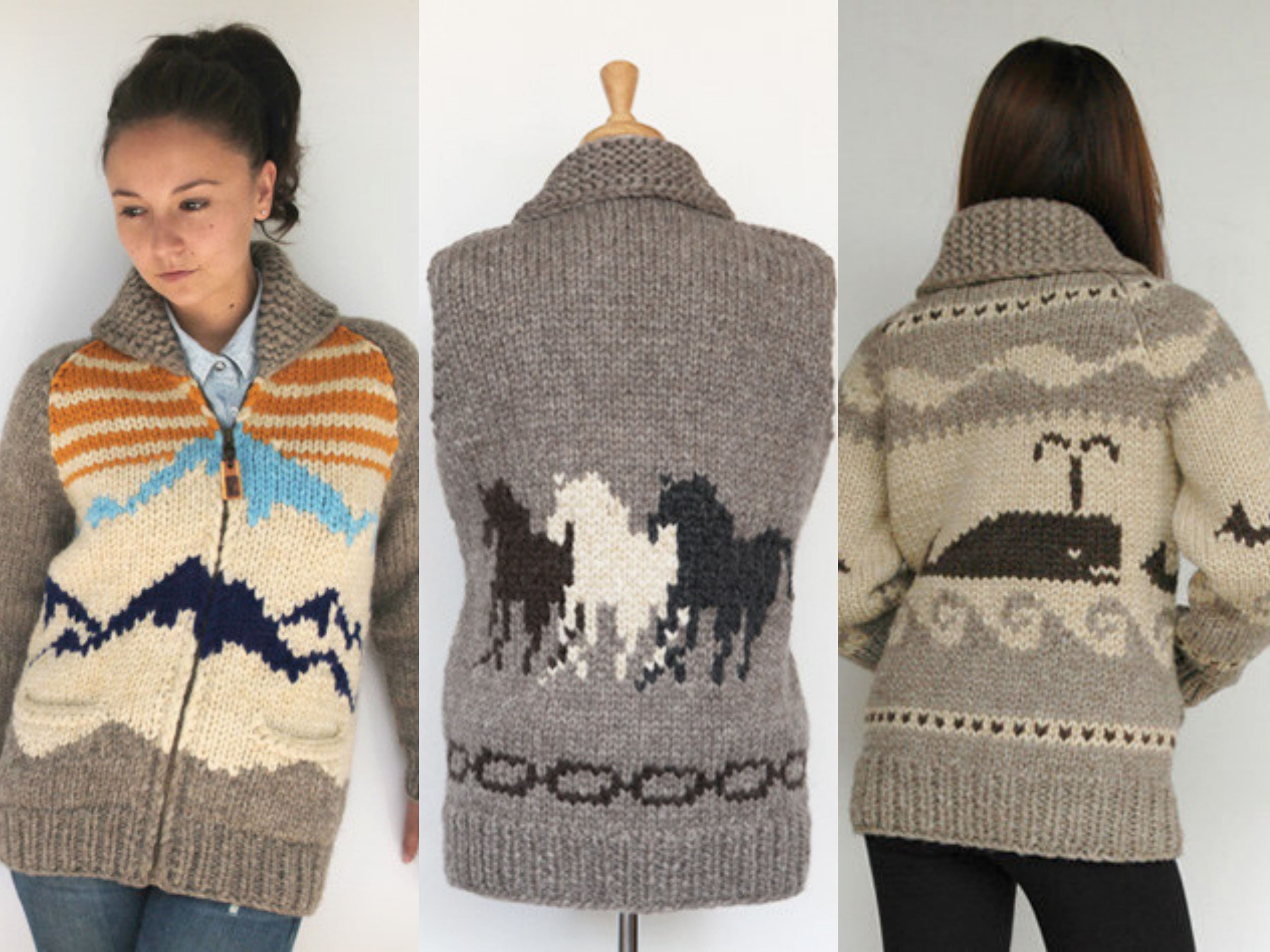 New book: Japanese Cowichan-style Knits |
